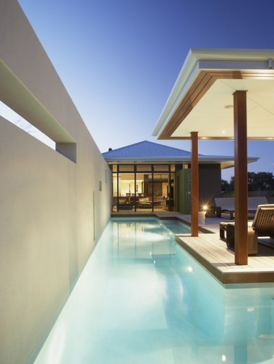 Joe Chindarsi, Architect. Seaview Rise Residence. Eagle Bay.