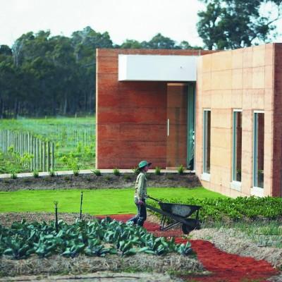 Margaret River Providore organic garden