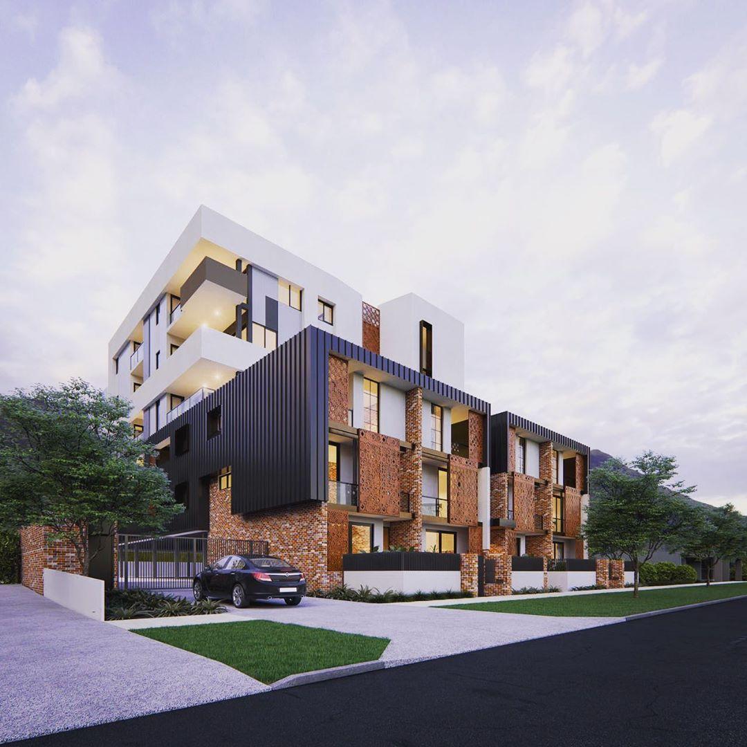 Victoria Park Apartments: Chindarsi Architects